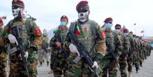 عملیات مخفی سیا مبنی بر تخلیه هزاران کماندوی افغان