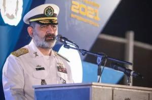 فرمانده نیروی دریایی ارتش: به دنبال تقویت دوستی بین کشورهای حوزه خزر هستیم