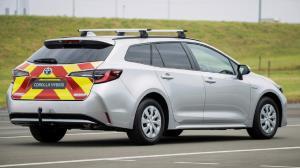 عرضه خودروی ون هیبریدی Corolla Commercial در تابستان ۲۰۲۲