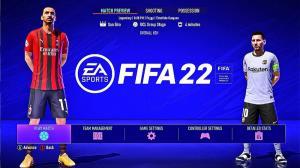 حجم و تاریخ دسترسی به پیش دانلود بازی FIFA 22 مشخص شد