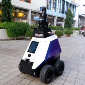 جریمه بدرفتاری در سنگاپور رباتیک شد