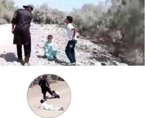 خیانت به انسانیت با انتشار ویدئوهای کودکآزاری
