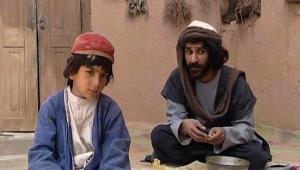 سکانسی از بازی مرحوم حسین پناهی در سریال روزگار قریب