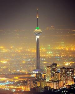 برج میلاد تهران..📸🇮🇷