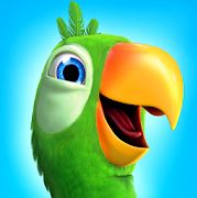 Talking Pierre the Parrot؛ طوطی پرحرف آبروی شما را میبرد