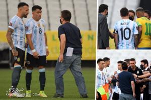 گروگانگیری در بازی برزیل - آرژانتین؛ خودکشی در تهران