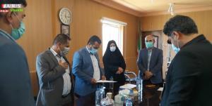 تحلیف شورای شهر پاتاوه برگزار شد
