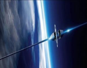 راه اندازی آسانسور فضایی