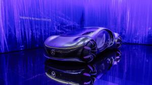 فناوری کنترل ذهن؛ ویژگی جدید خودروی Vision AVTR مرسدس