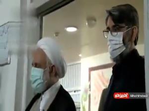 پیگیری واکسیناسیون کرونای زندانیان توسط محسنی اژهای