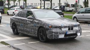 BMW سری ۵ دیده شد!