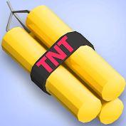 Captain TNT؛ ساختمان را با تیانتی تخریب کنید