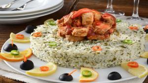 خوراک اُزونبرون با سیرپلو؛ پیشنهاد غذای دریایی جذاب امروز