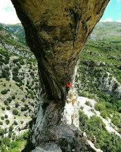 صخره نوردی..📸