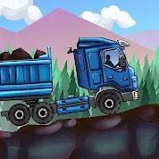 Trucker Real Wheels؛ با کامیون به دل جاده بزنید