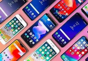 قیمت انواع گوشی موبایل در بازار