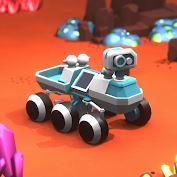 Space Rover؛ اکتشاف در مریخ با یک ربات هوشمند