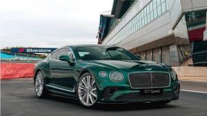 بنتلی با خودروی Continental GT Hybrid به سمت برقی شدن میرود