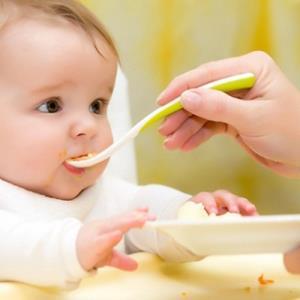 زمان شروع مصرف سبزیجات برای نوزادان