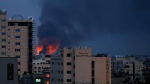 بحرانی شدن اوضاع در غزه به دنبال بازداشت ۲ زندانی فلسطینی گریخته از بند