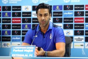 مجیدی: بازیکنان استقلال فردا با تمام وجود بازی میکنند
