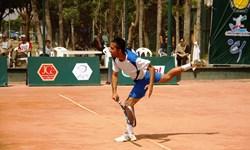 مهرام فینالیست لیگ تنیس شد