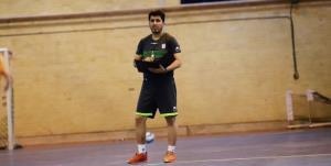 ناظم الشریعه: تمرکز ما روی بازی با صربستان است