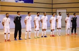 دو خبر خوب از اردوی تیم ملی فوتسال در لیتوانی