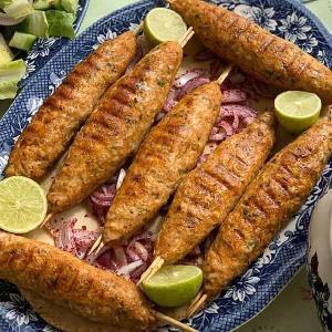 طرز تهیه کوفته کباب با مرغ خوشمزه به روش سنتی لبنانی