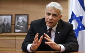 طرح اقتصادی لاپید برای غزه در ازای آتشبس