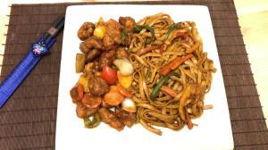 «طبخ پاستا با تریاک» راز جذب مشتری یک سرآشپز چینی!