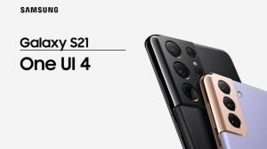 بتای اندروید 12 و رابط کاربری One UI 4 برای گلکسی S21 منتشر شد