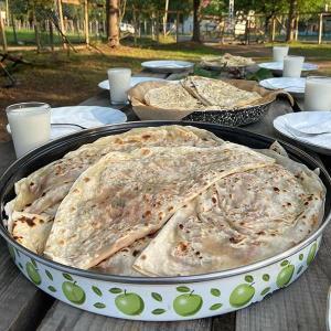 طرز تهیه گوزلمه سبزیجات خوشمزه و مخصوص به روش ترکیه ای