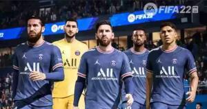 بازیکنان برتر فیفا ۲۲ مشخص شدند؛ لیونل مسی باز هم در صدر