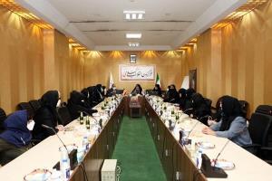 روایت سخنگوی فراکسیون زنان مجلس از دیدار با رئیسدستگاه قضا