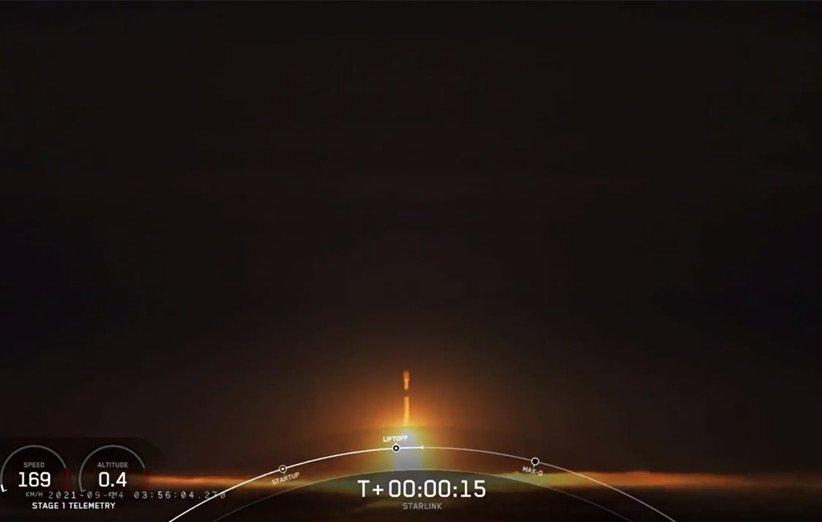اسپیسایکس مرحلهی بعدی استقرار اینترنت ماهوارهای استارلینک را آغاز کرد