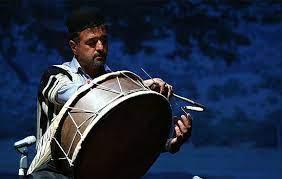 موسیقی قشقایی گونه ای از نواهای ترکی متأثر از اقوام غیر ترک است