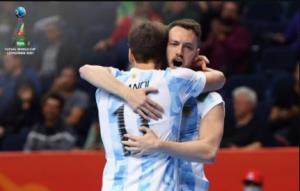 جام جهانی؛ خلاصهبازی آرژانتین 11 - آمریکا 0
