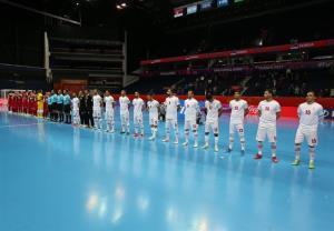تمجید فیفا از شروع مقتدرانه تیم ملی فوتسال در جام جهانی لیتوانی