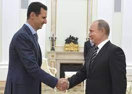 ماجراي ديدار اعلام نشده اسد و پوتين در مسکو