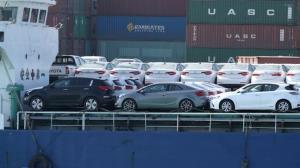 پالس مثبت دولت به واردات خودرو