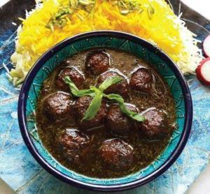 «خورش داوود پاشا» غذای محبوب ترکیه ای