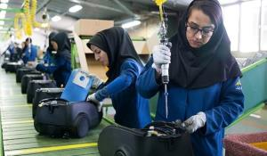 آمار و ارقام اشتغال بانوان ايراني