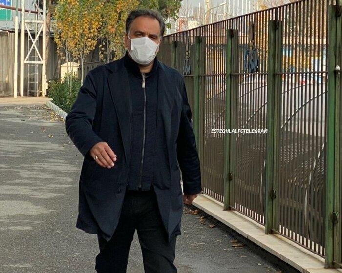 مصاحبه جنجالي؛ سکوت مديرعامل استقلال شکست!
