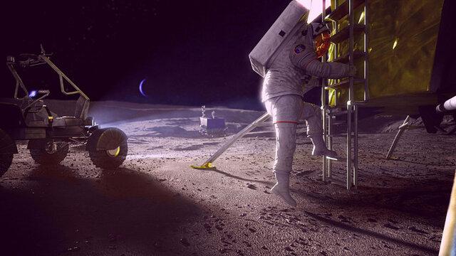 ناسا ۵ شرکت را برای پیشرفت پروژه آرتمیس انتخاب کرد