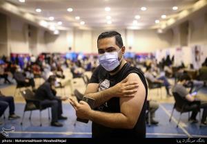 عکس/ اوضاع واکسيناسيون شبانه روزي در تهران