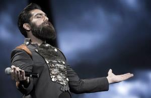 اجرای زنده علی زندوکیلی از ترانه