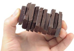 شکلات خوردن باعث آکنه میشود؟