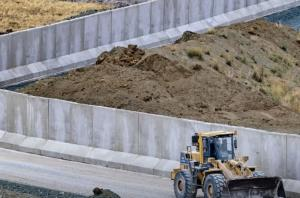 ترکیه دیوار امنیتی مرزی با ایران را طولانیتر میکند