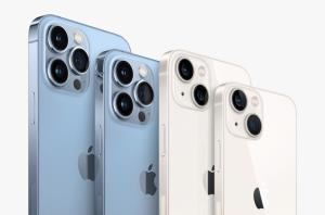 اپل سفارش تولید میلیون ها گوشی آیفون ۱۳ را به تولیدکنندگان داد
